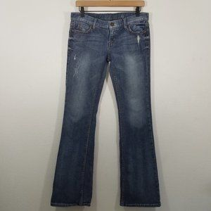 Guess Flare Leg Stretch Jeans Size 29